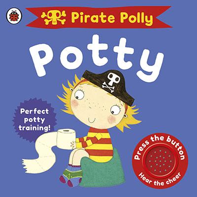 Pirate Polly's Potty - Jacket