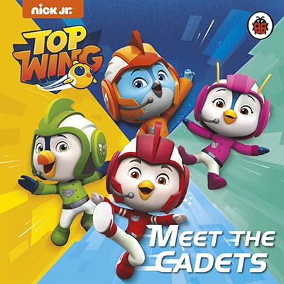 Top Wing: Meet the Cadets - Jacket