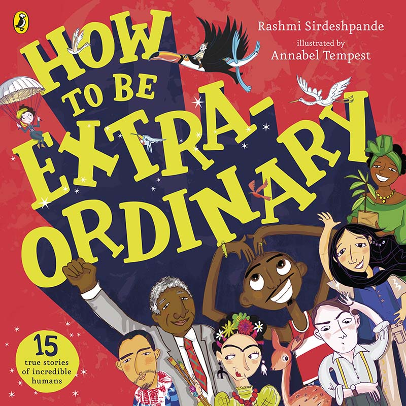How To Be Extraordinary - Jacket