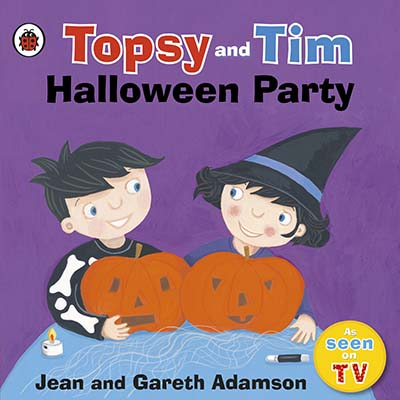 Topsy and Tim: Halloween Party - Jacket