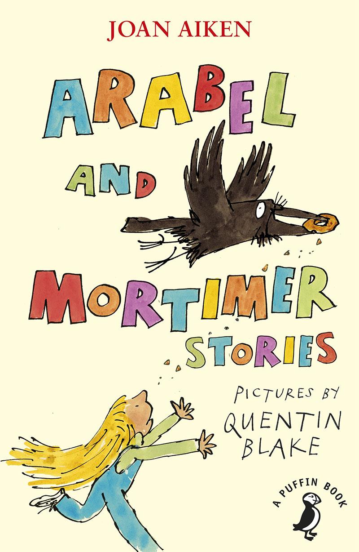 Arabel and Mortimer Stories - Jacket