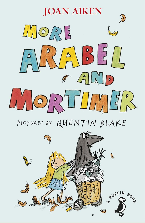 More Arabel and Mortimer - Jacket