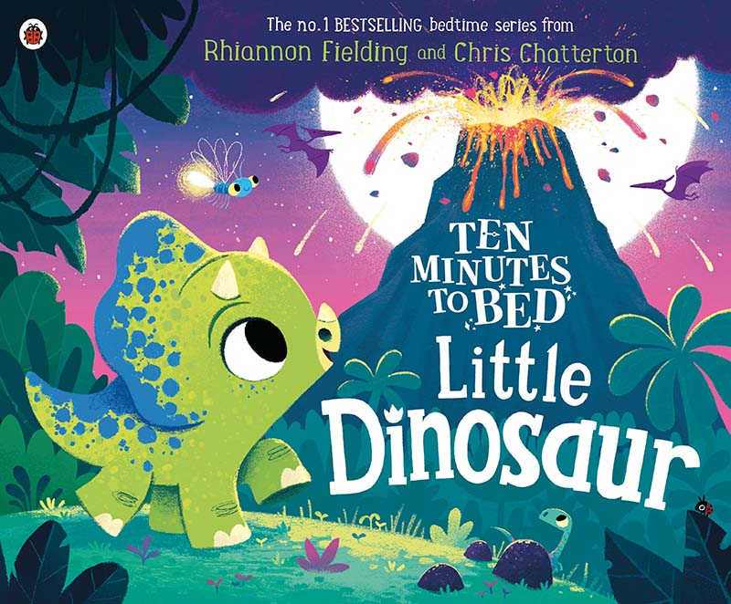 Ten Minutes to Bed: Little Dinosaur - Jacket