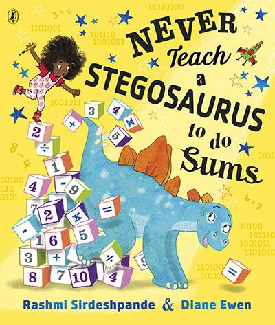 Never Teach a Stegosaurus to Do Sums - Jacket