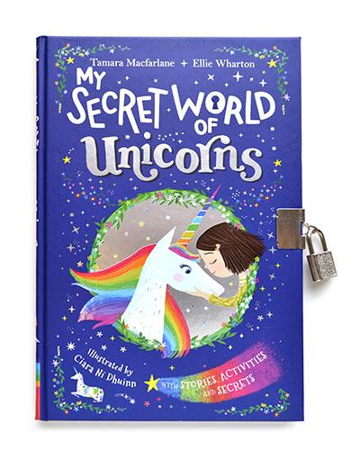 My Secret World of Unicorns - Jacket