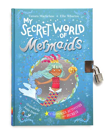 My Secret World of Mermaids - Jacket