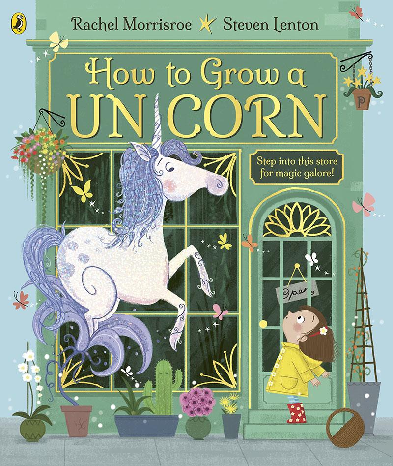 How to Grow a Unicorn - Jacket