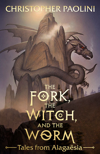 The Fork, the Witch, and the Worm - Jacket