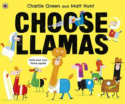 Choose Llamas - Jacket