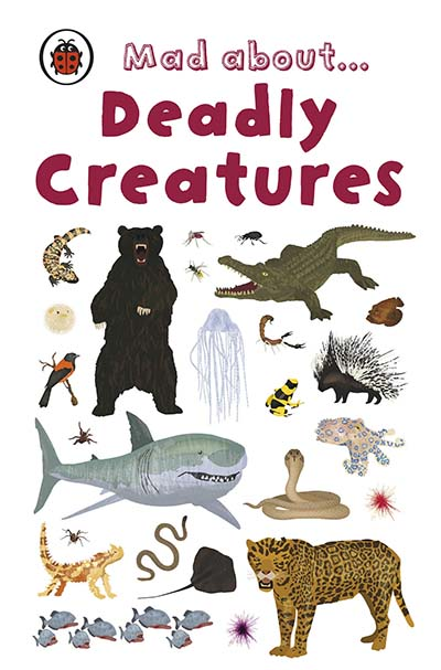 Mad About Deadly Creatures - Jacket