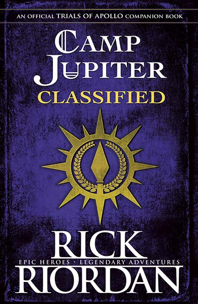 Camp Jupiter Classified - Jacket