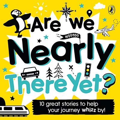 Are We Nearly There Yet? - Jacket