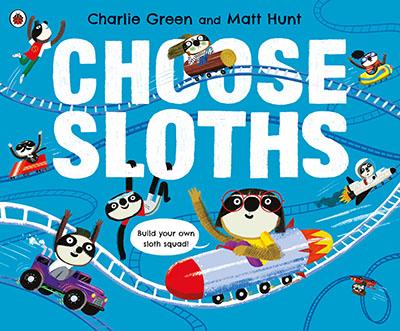 Choose Sloths - Jacket