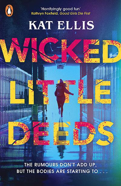 Wicked Little Deeds - Jacket