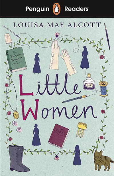 Penguin Readers Level 1: Little Women (ELT Graded Reader) - Jacket