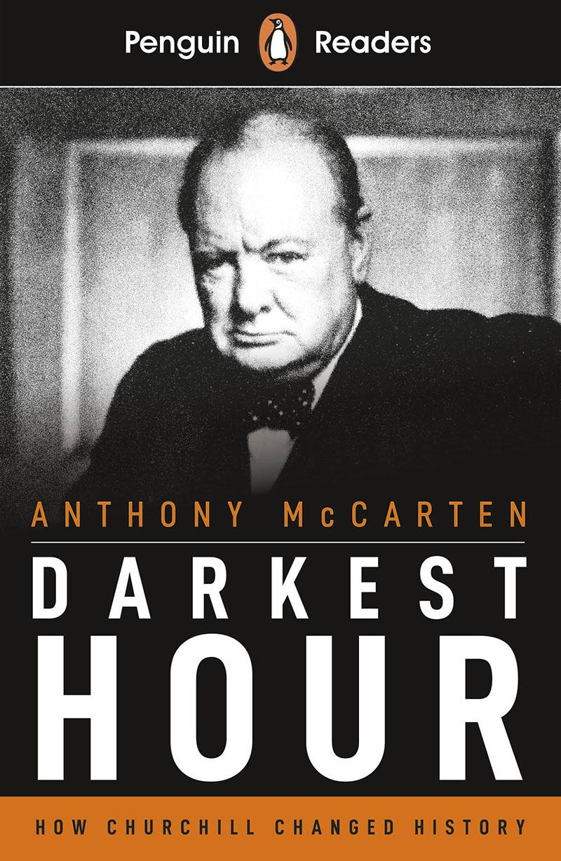 Penguin Readers Level 6: Darkest Hour - Jacket