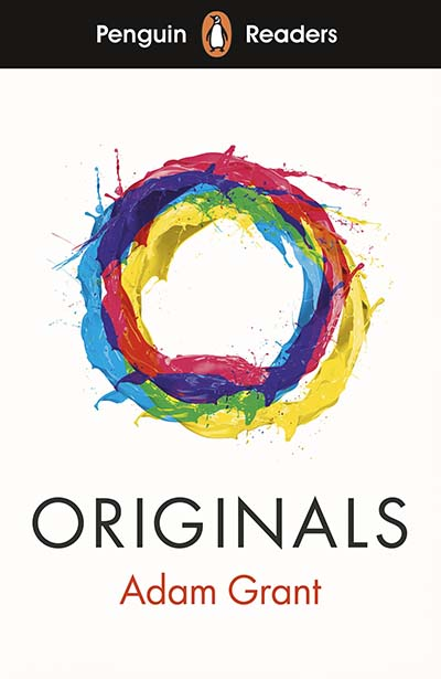Penguin Readers Level 7: Originals - Jacket