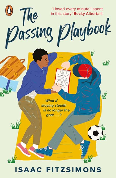 The Passing Playbook - Jacket