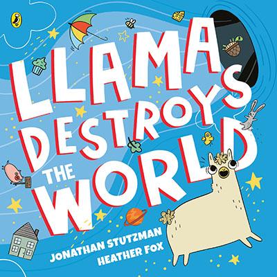 Llama Destroys the World - Jacket