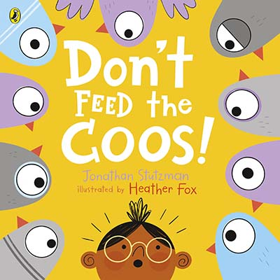 Don't Feed the Coos - Jacket