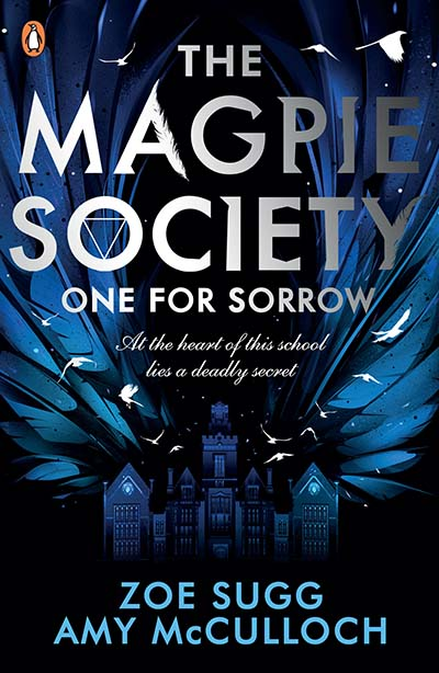 The Magpie Society: One for Sorrow - Jacket