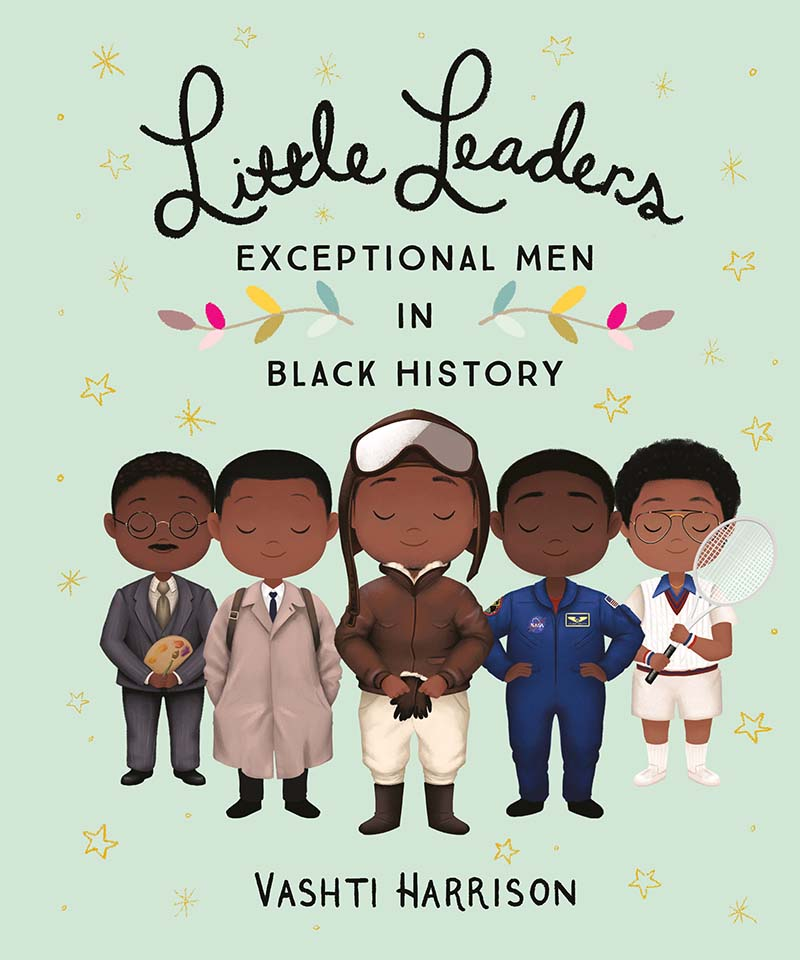 Little Leaders: Exceptional Men in Black History - Jacket