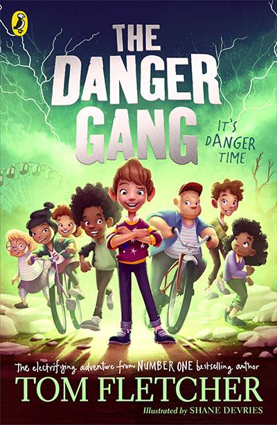 The Danger Gang - Jacket