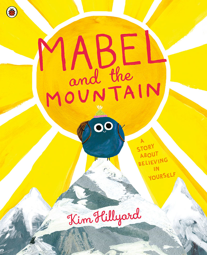 Mabel and the Mountain - Jacket