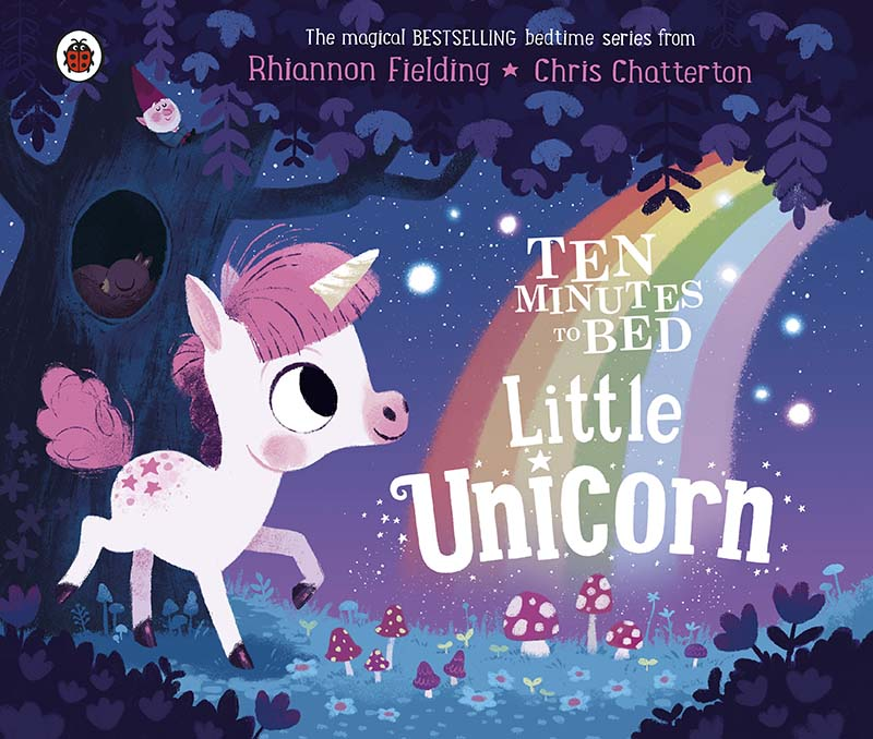 Ten Minutes to Bed: Little Unicorn - Jacket