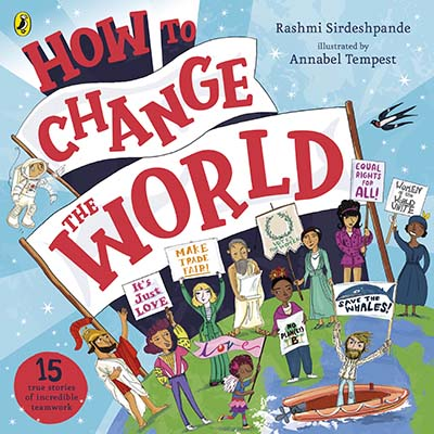 How To Change The World - Jacket