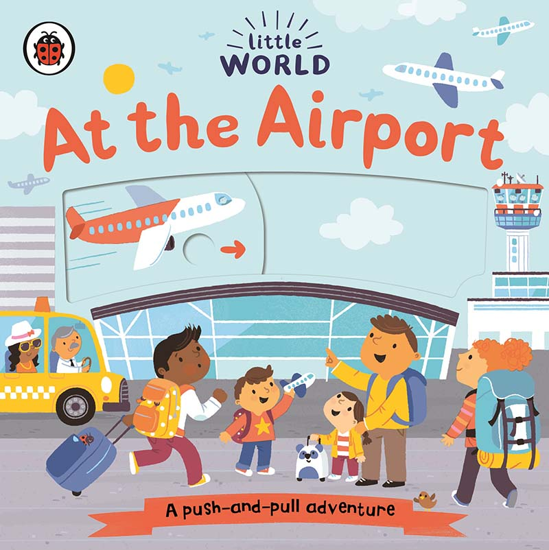 Little World: At the Airport - Jacket