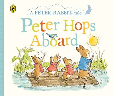 Peter Rabbit Tales - Peter Hops Aboard - Jacket
