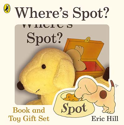 Where's Spot? Book & Toy Gift Set - Jacket