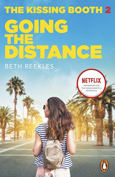 The Kissing Booth 2: Going the Distance - Jacket