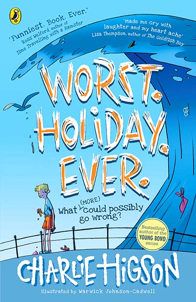 Worst. Holiday. Ever - Jacket