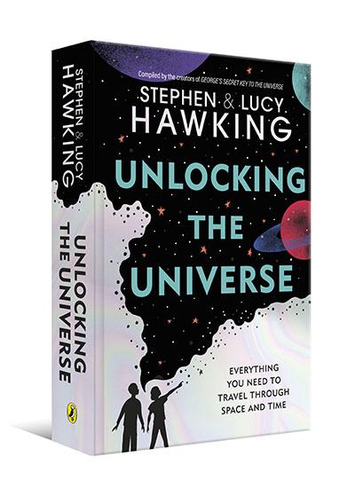 Unlocking the Universe - Jacket