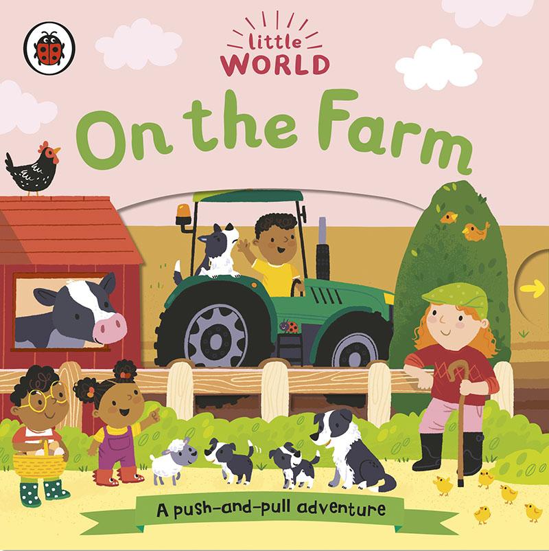 Little World: On the Farm - Jacket