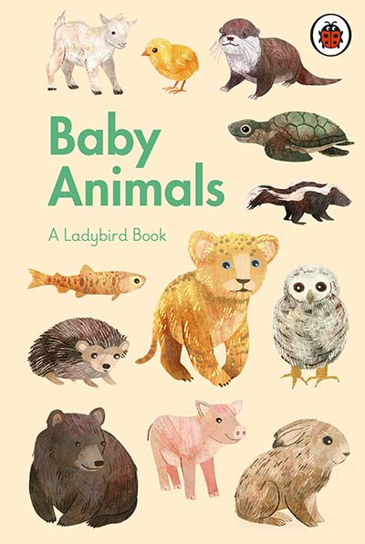 A Ladybird Book: Baby Animals - Jacket