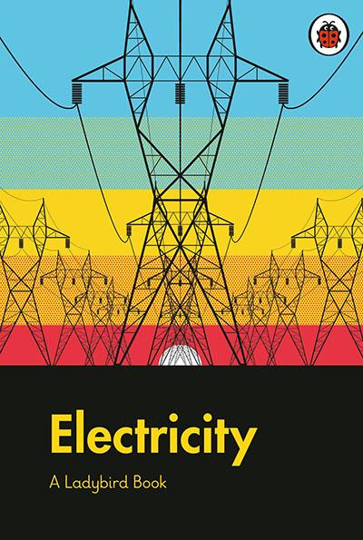 A Ladybird Book: Electricity - Jacket