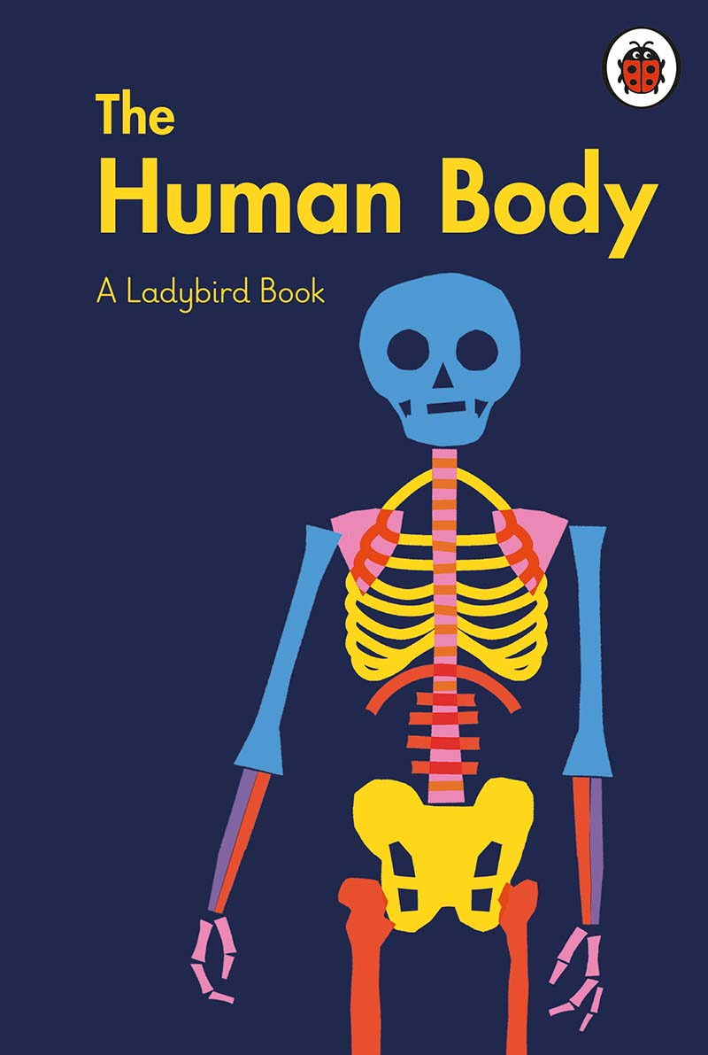 A Ladybird Book: The Human Body - Jacket