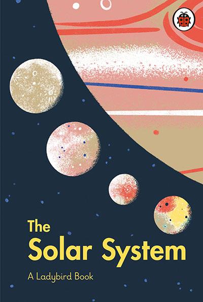 A Ladybird Book: The Solar System - Jacket