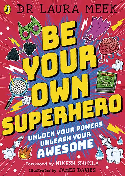 Be Your Own Superhero - Jacket