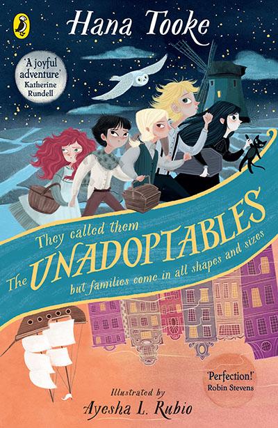 The Unadoptables - Jacket
