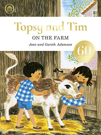 Topsy and Tim: On the Farm anniversary edition - Jacket