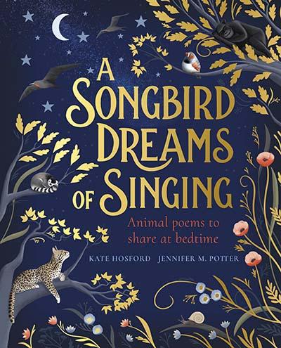 A Songbird Dreams of Singing - Jacket