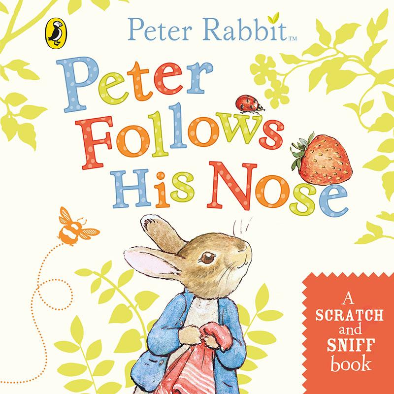 Peter Follows His Nose - Jacket
