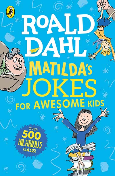 Matilda's Jokes For Awesome Kids - Jacket