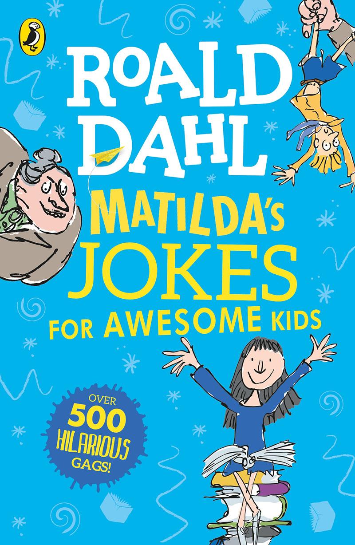 Matilda's Jokes For Awesome Kids - Jacket