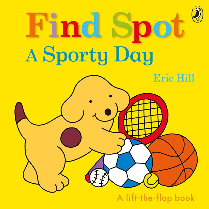 Find Spot: A Sporty Day - Jacket