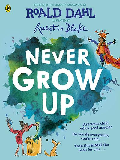 Never Grow Up - Jacket